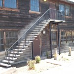 Simple Stair Railing