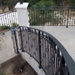 Iron Ornamental Railings