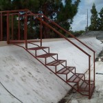 Commercial Stair Railing