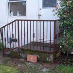 Round Knuckle Stair Railing