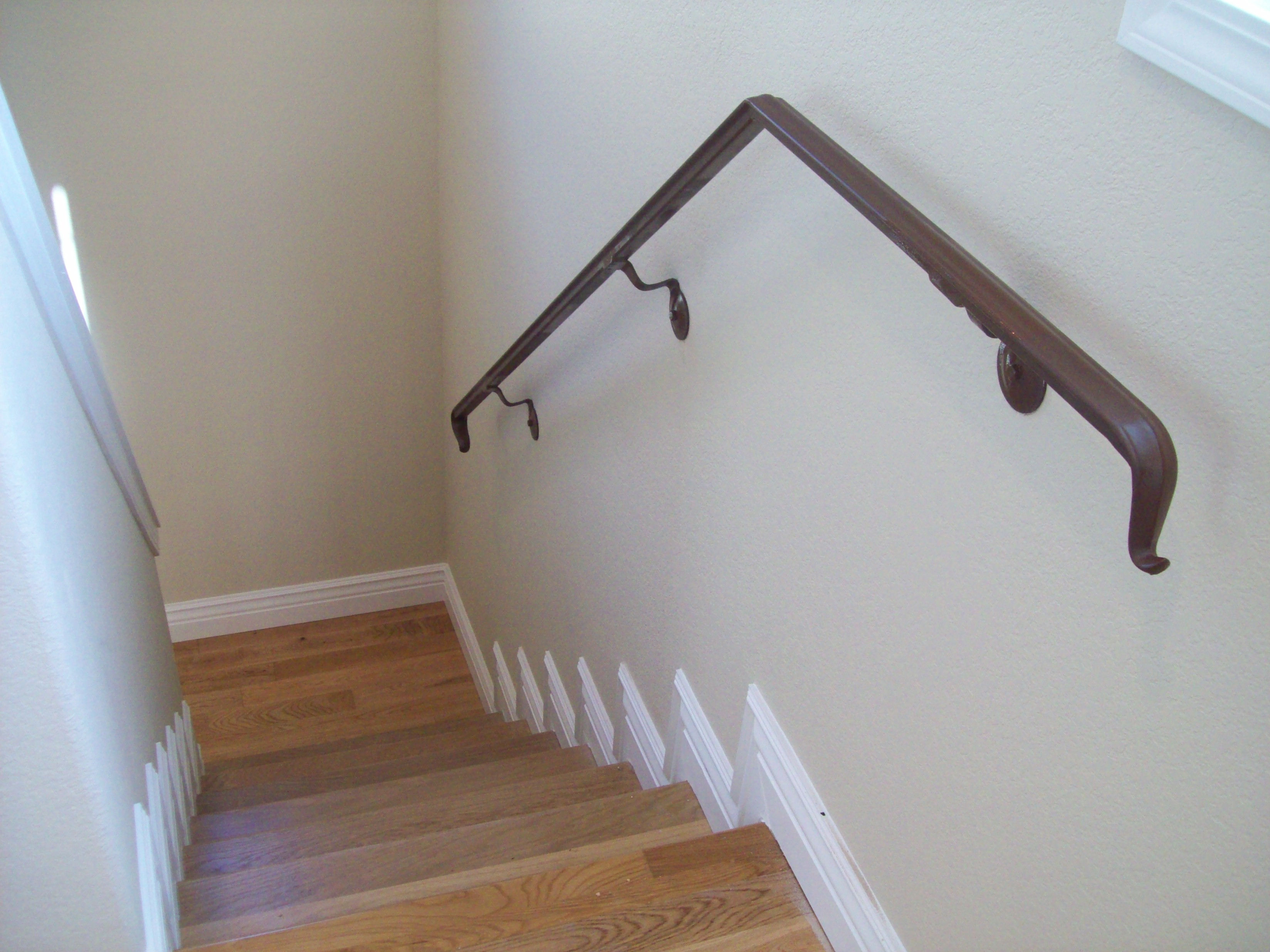Wall Rails For Stairs Photos Freezer And Stair Iyashix