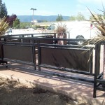 Commercial Iron Fencing