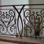 Forged Iron Balcony