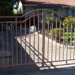 Small Iron Gate