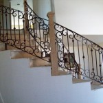 Ornament Staircase Railing