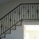 Ornamental Stair Railing