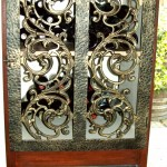 Cabinet Iron Ornament