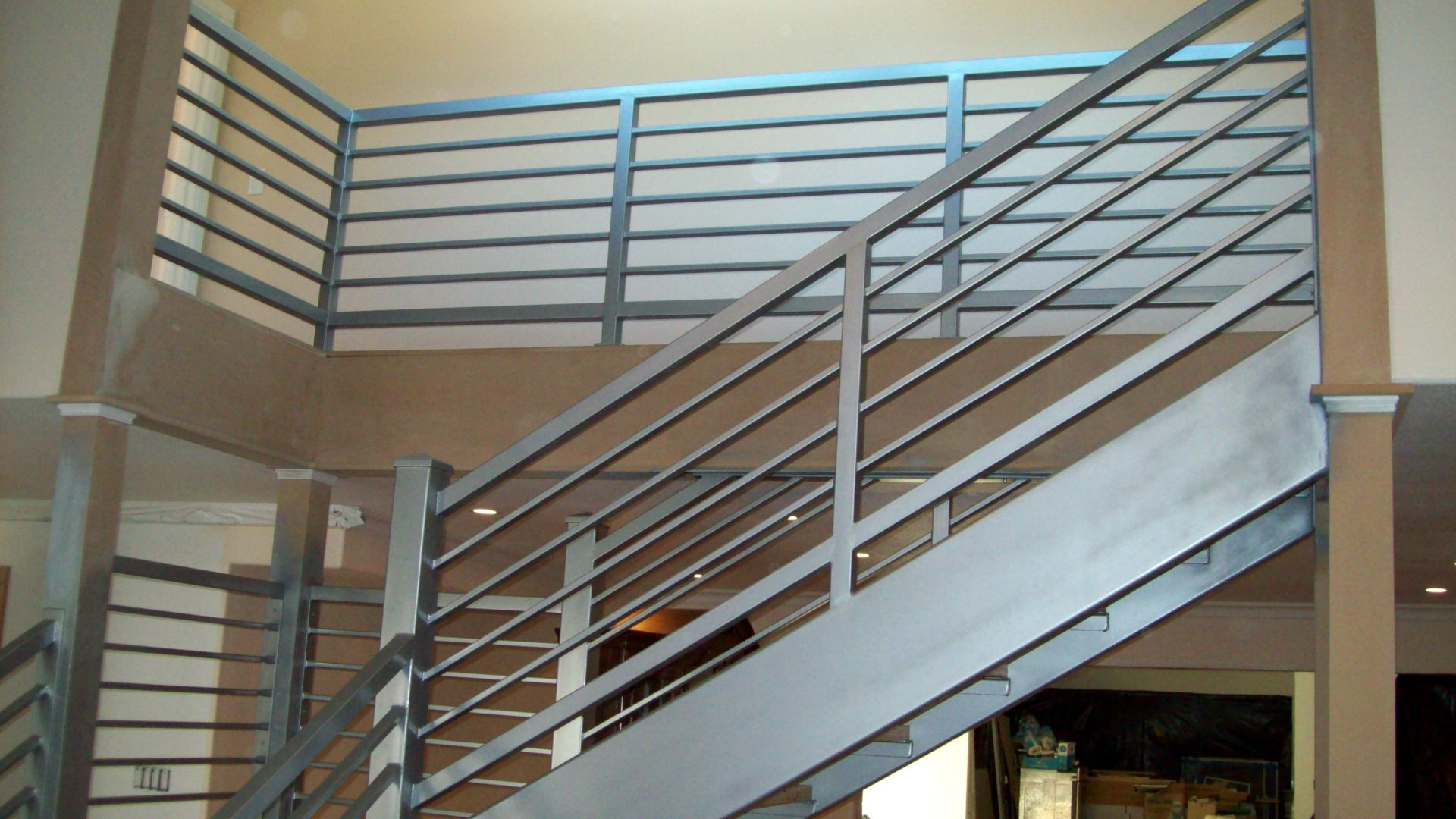 Railings » V & M Iron works inc. in the San Jose Bay Area