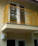 Yellow Balcony