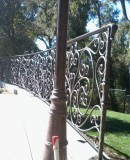 Ornamental Forged Railing
