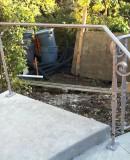 Solid Iron Handrail