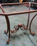 Ornamental Iron Table Base