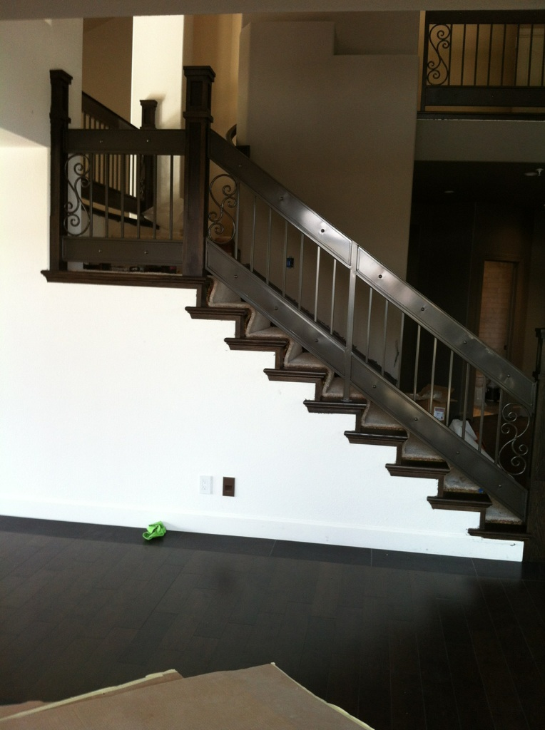 Stairs 187 V Amp M Iron Works Inc In The San Jose Bay Area