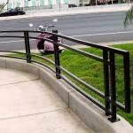 Commercial Iron Railings