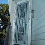 Iron Screen Door