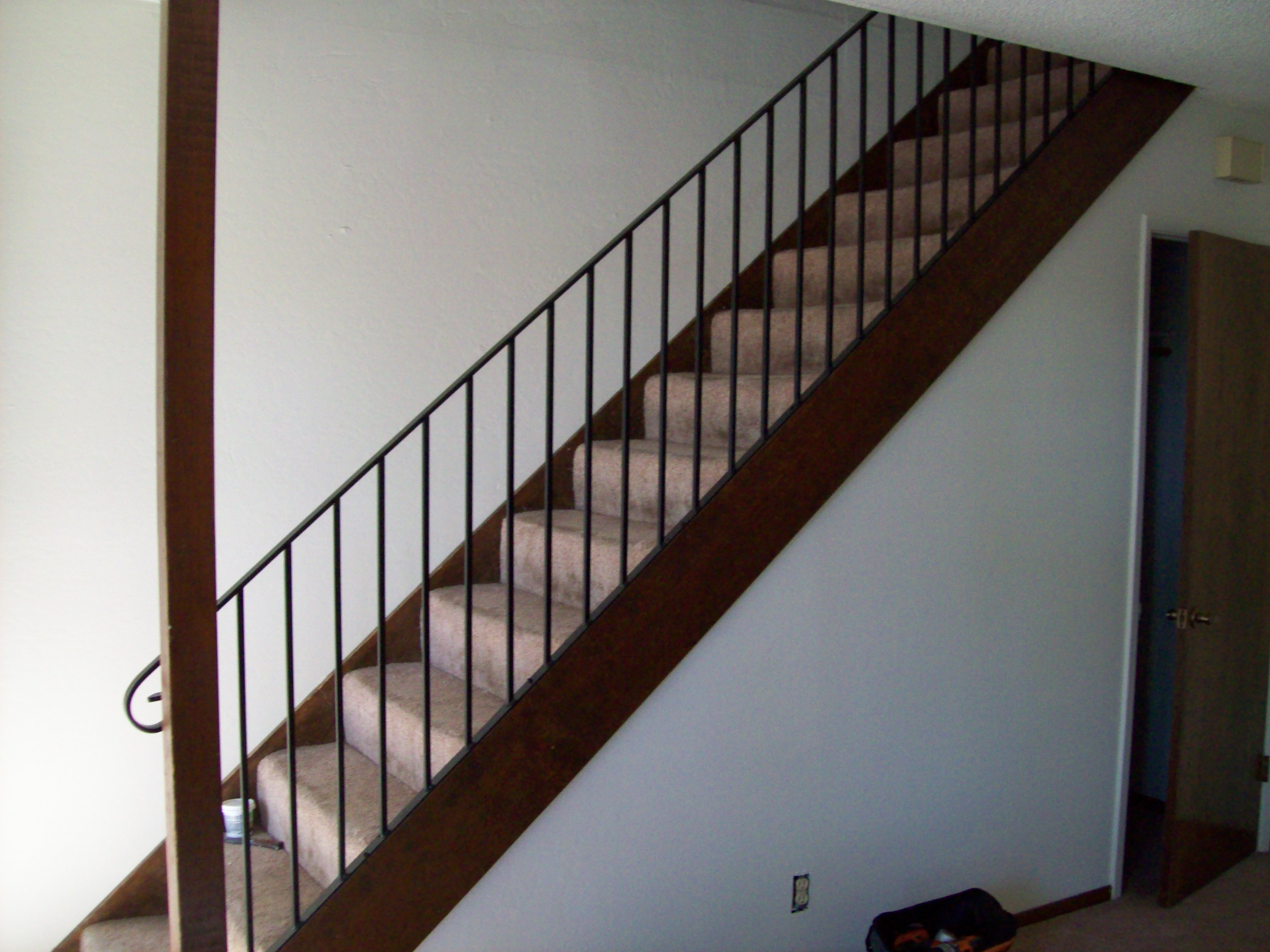 Simple Iron Railing