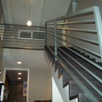 Square Tube Railing