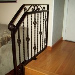 Iron Basket Railing