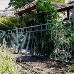 Simple Iron Fencing