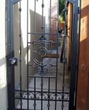 Forged Iron Door